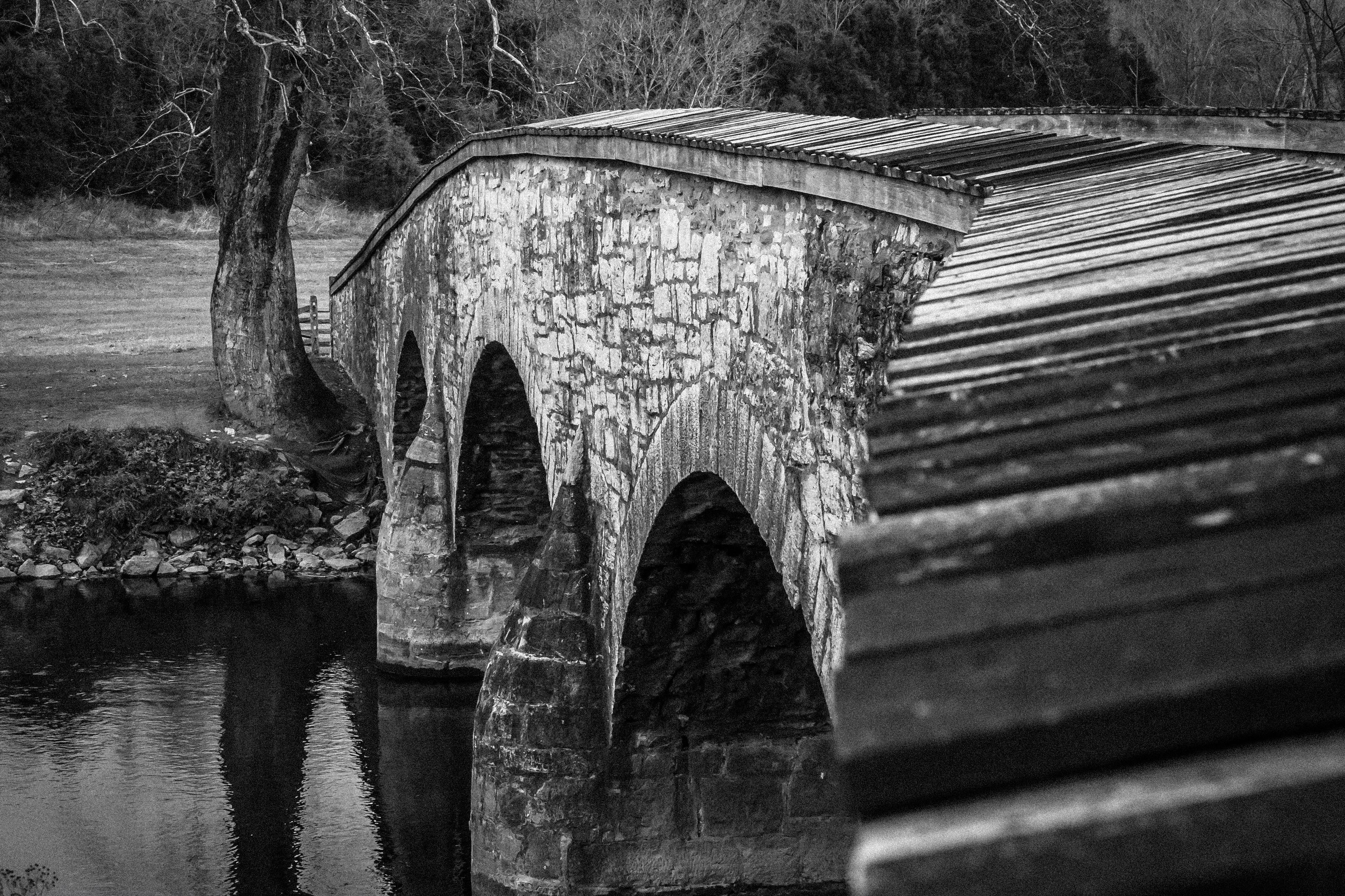 Burnside Bridge Antietam Battlefield Shutterbug